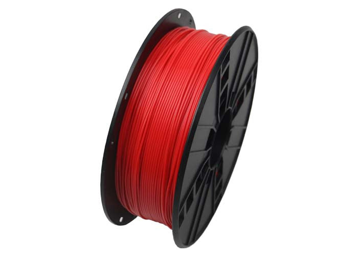 Red PLA 3D Printer Filament 1.75mm