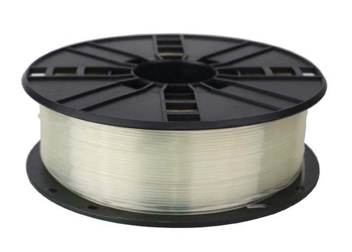 clear transparent PLA 3D Printer Filament 1.75mm