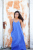Alexis Cobalt Blue Oversized Dress