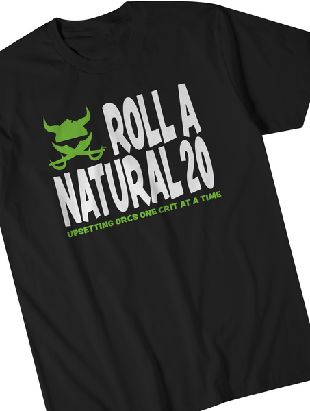 Roll a Natural 20
