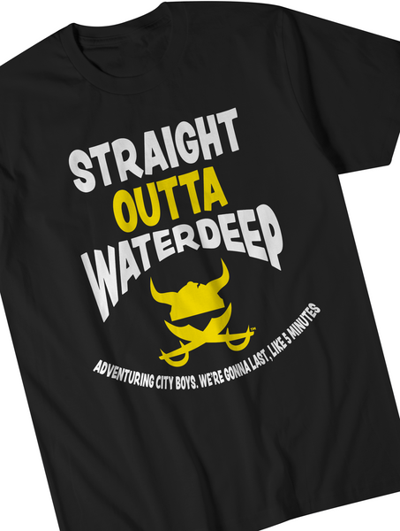 Straight Outta Waterdeep