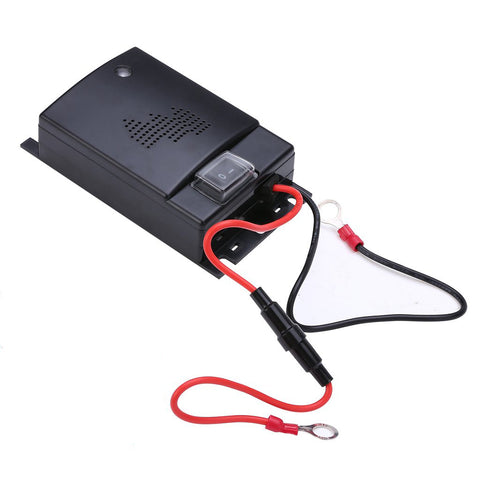 Ultrasonic Rat Repeller - Get Rid Of Rats in 48 Hours