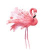 Image of DIY Paint by Numbers Kit for Adults - Pink Flamingo