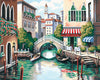 Image of DIY Paint by Numbers Kit for Adults - Venice