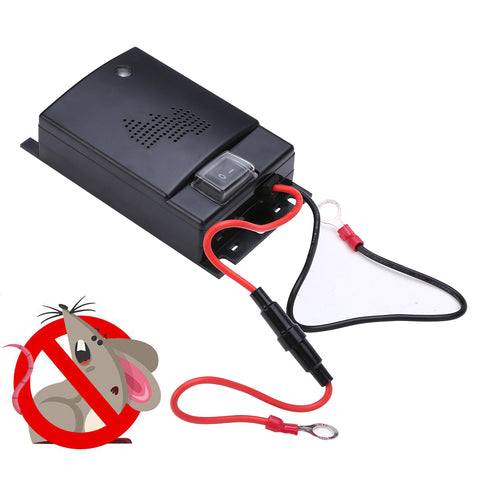 Ultrasonic Car Mice Repeller - Get Rid Of Mice in 48 Hours