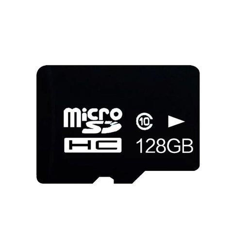 Memory Card - 128GB microSD Card with Adapter