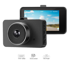 Explon Dash Camera - Full HD with 3