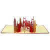 Image of New York 3D Pop Up Card and Envelope - New York