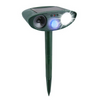 Image of Cat Outdoor Ultrasonic Repeller - Solar Powered Ultrasonic Animal & Pest Repellant