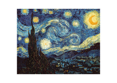 Paint by Numbers Kit for Adults by Alto Crafto - Van Gogh The Starry Night Replica