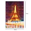 Image of Night Lights - Large Paper Jigsaw Puzzle [1000 Pieces]