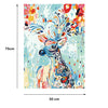 Image of Christmas Deer Puzzle - Large Paper Jigsaw Puzzle [1000 Pieces]