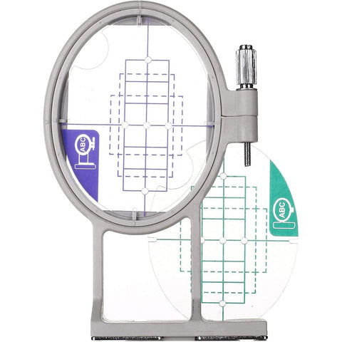 Embroidery Hoops Compatible with Brother PE800 SE1900 PE770 780D PE700 PC6500 Brother Innovis 1250 700 Babylock Machine Hoop