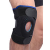 Image of Plus Braces Knee Support - Meniscus Tear with Adjustable Strapping & Breathable Non-Slip Neoprene - (Single) 4 Sizes