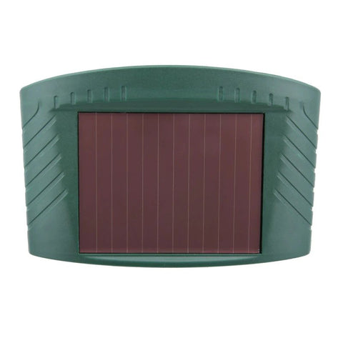 Ultrasonic Armadillo Repeller - PACK OF 6 - Solar Powered - Get Rid of Armadillos in 48 Hours or It's FREE