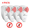 Image of Ultrasonic Earwig Repeller - PACK of 4 - Get Rid Of Earwigs In 48 Hours Or It's FREE