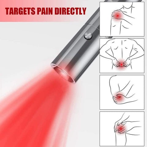 Red Light Therapy 660nm - Handheld Device LED Light Therapy