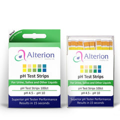 pH Test Strips 100ct by Alterion