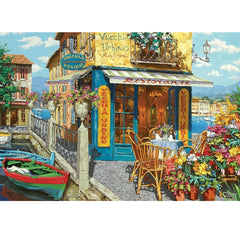 Italy - Large Paper Jigsaw Puzzle [1000 Pieces]