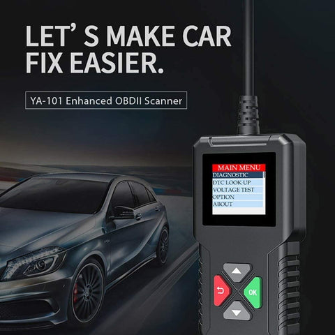 OBD2 Scanner YA-101 Car Code Reader