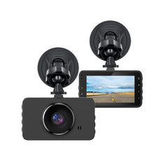 "Explon Dash Cam - Full HD with 3"" LCD Screen - G-Sensor, Loop Recording and Motion Detection - CA"