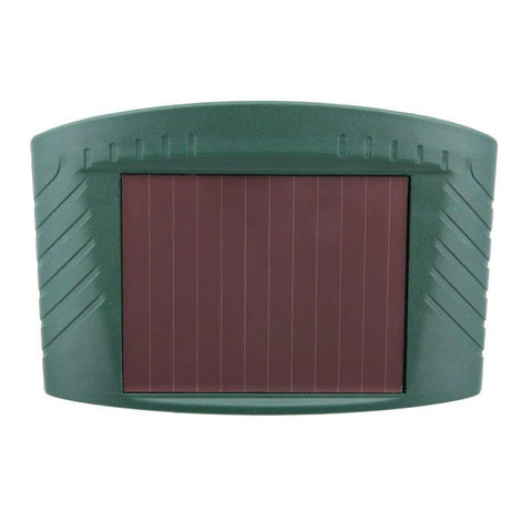 Ultrasonic Chipmunk Repeller - Solar Powered - Get Rid of Chipmunks in 48 Hours or It's FREE