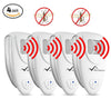 Image of Ultrasonic Gnat Repeller PACK OF 4 - Get Rid Of Gnats In 48 Hours Or It's FREE