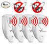 Image of Ultrasonic Fly Repeller - PACK of 4