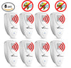 Image of Ultrasonic Wasp Repeller PACK OF 8 - Get Rid Of Wasps In 48 Hours Or It's FREE