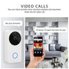 Image of Smart Video Doorbell Camera - Night Vision & Motion Detection - Easy WiFi Setup - Up to 2 Years Stand By Battery Life