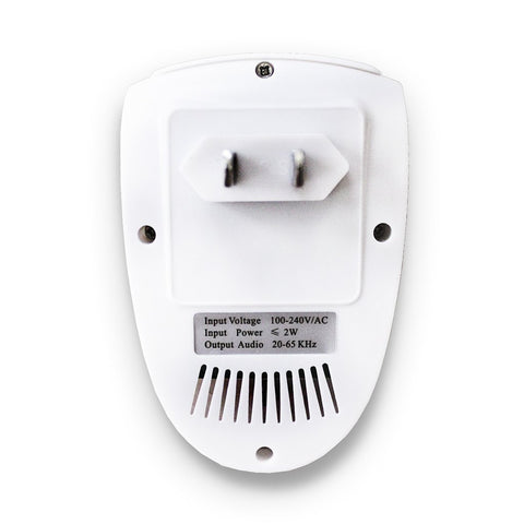 Ultrasonic Cockroach Repeller - PACK of 4 - Get Rid Of Roaches In 48 Hours Or It's FREE