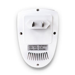 Ultrasonic Cockroach Repeller - PACK of 2 - Get Rid Of Roaches In 48 Hours Or It's FREE