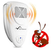 Image of Ultrasonic Ant Repeller - 100% SAFE for Children and Pets - Get Rid Of Pests In 7 Days Or It's FREE