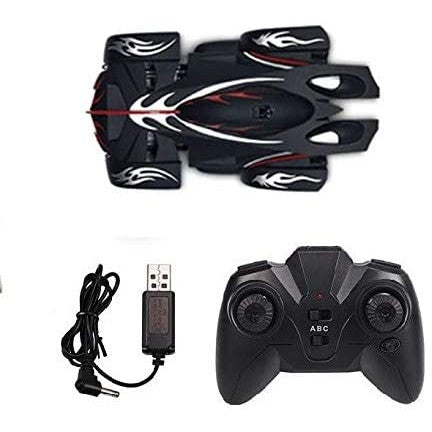 Remote Control Car 2.4 GHZ with 360 Degree Rotating Black