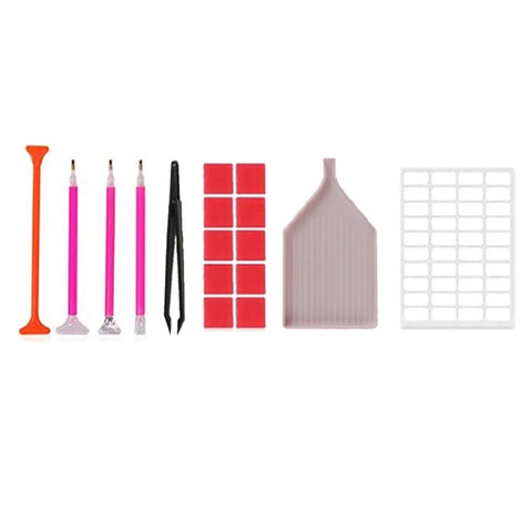 5D Diamonds Painting Tools and Accessories Kit