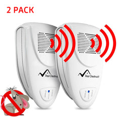 Ultrasonic Mice Repeller - PACK of 2