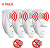 Image of Ultrasonic Mice Repeller CA - PACK of 4