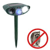 Image of Ultrasonic Raccoon Repeller - Solar Powered - Get Rid of Raccoons in 48 Hours or It's FREE - CA