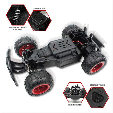 Remote Control Car, 2.4 GHZ High Speed Racing Car Red