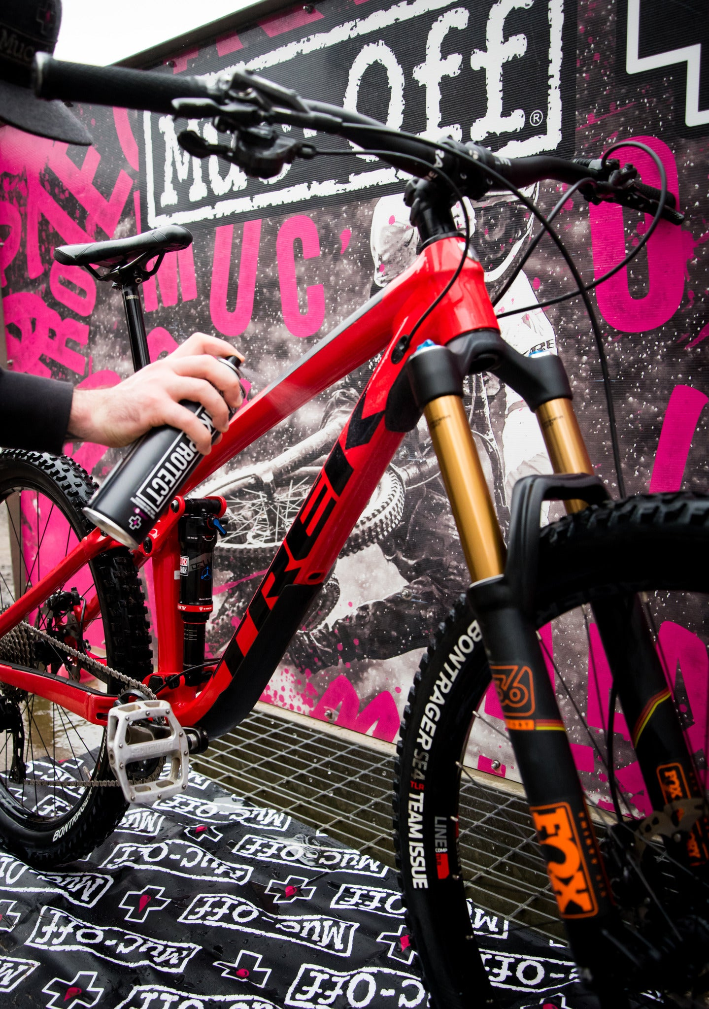 Cleaning Your Bike in 5 Minutes or Less
