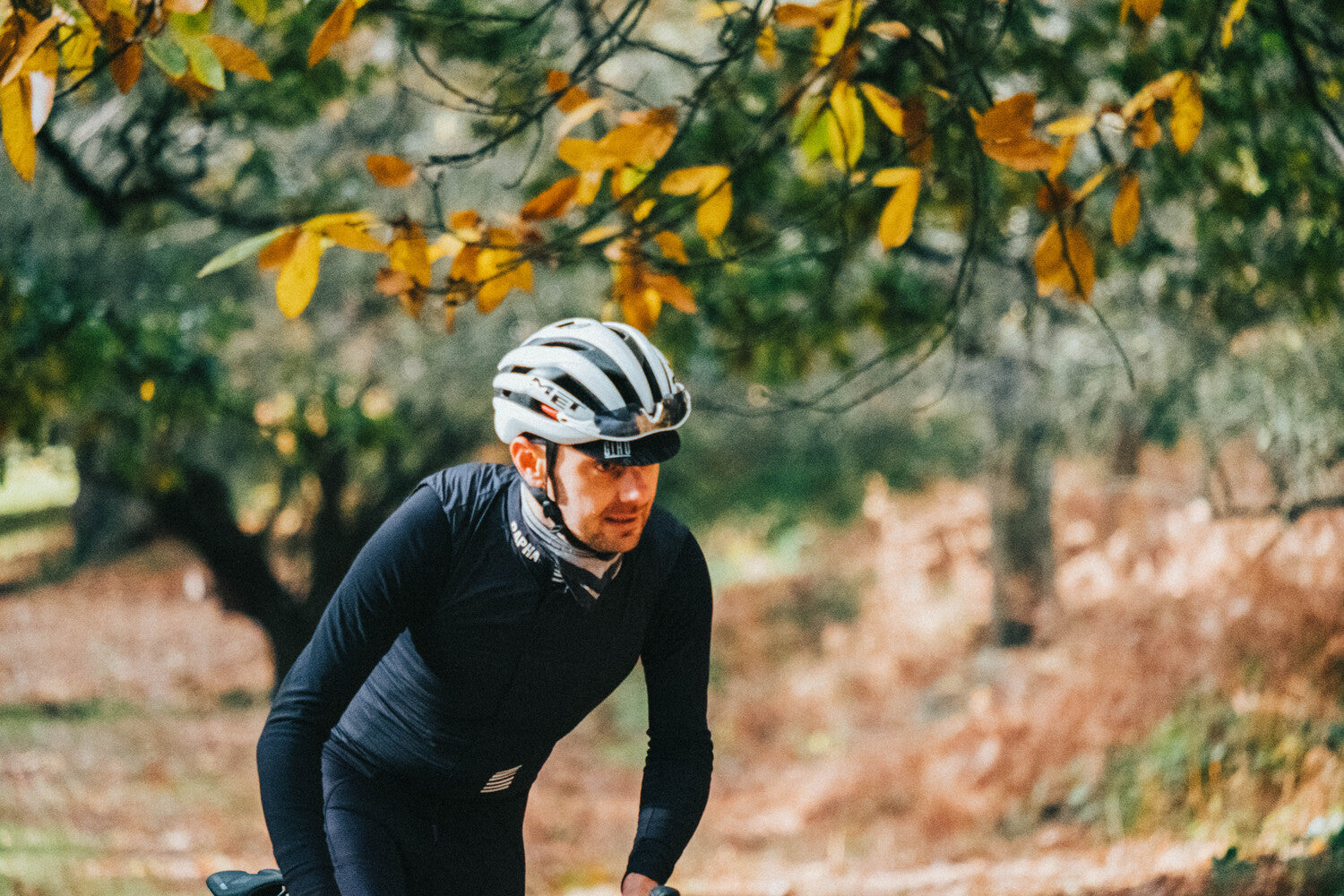 Nick Frendo: Riding and Smiling