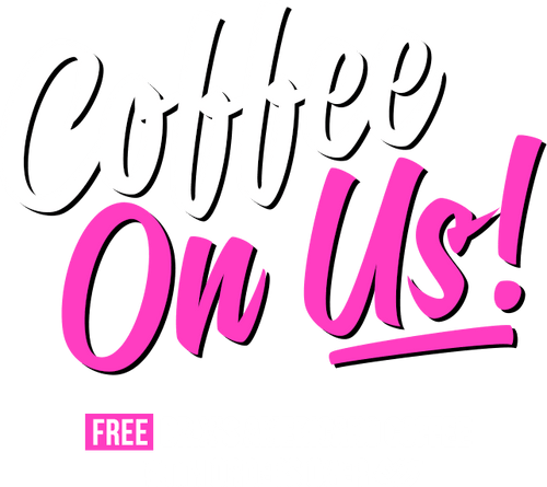Free coffee on orders over £25