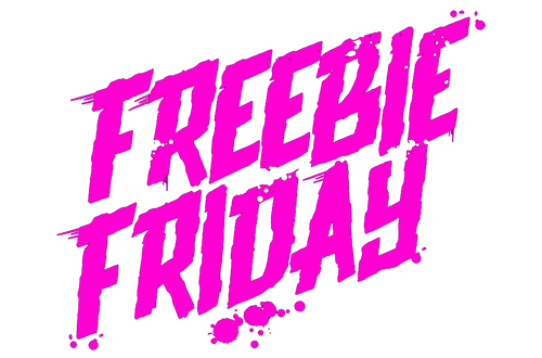Freebie Friday Logo