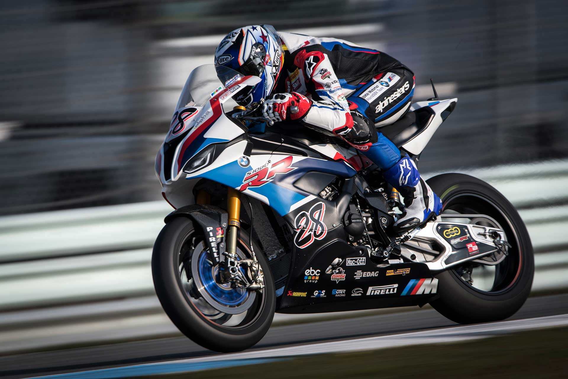 Muc Off Signs Bmw Motorrad World Sbk Team For 2019