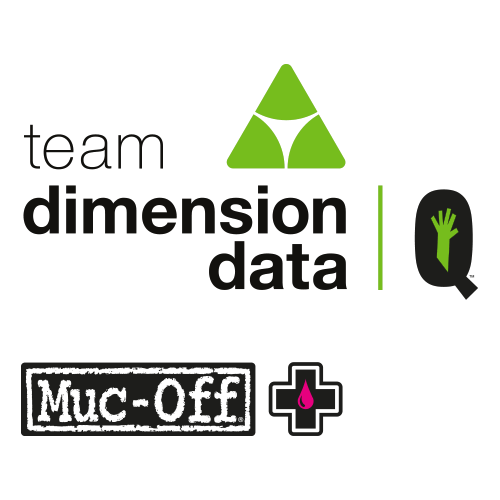 Team Dimension Data and Muc-Off