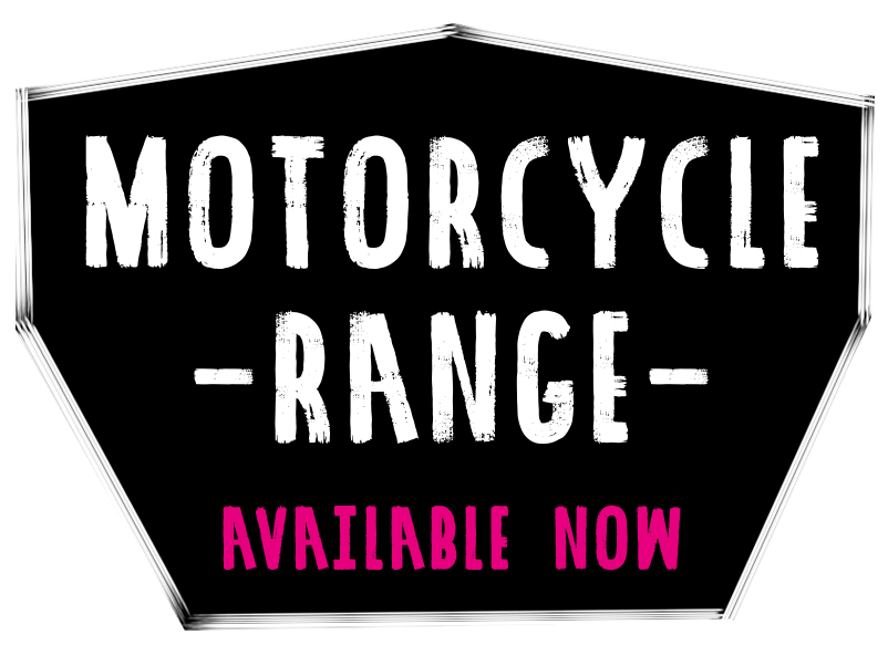Motorcycle range now available