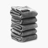 5x Luxury Microfibre Cloths