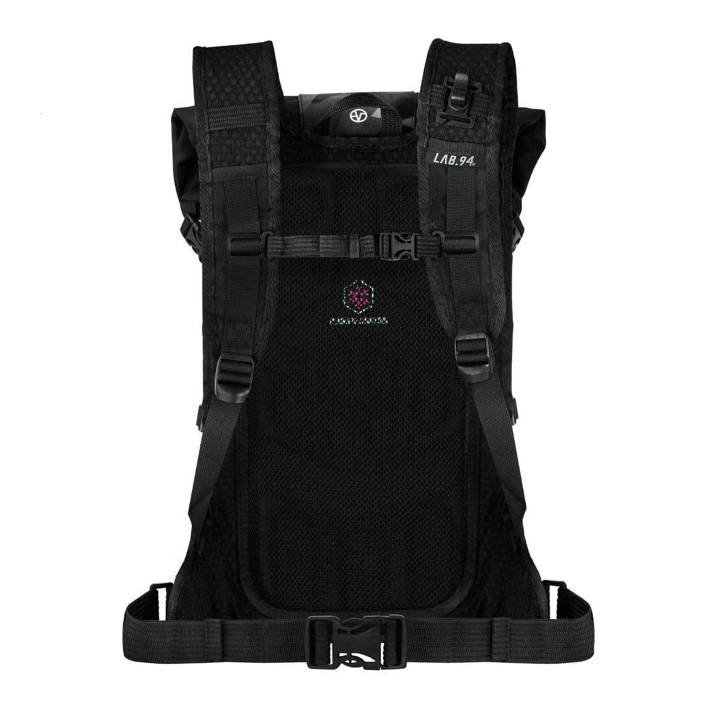 LAB.94 Ride Pack, Back Protector, DOPP Bag & Reservoir