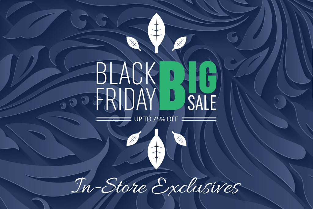 Announcing Our 2016 Black Friday Deals