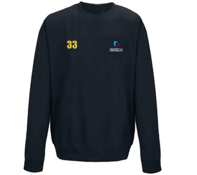 Portsmouth Uni Crew Neck Jumper